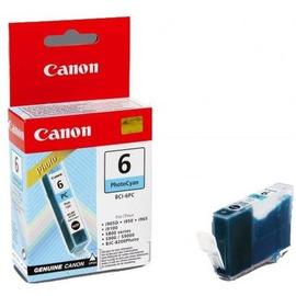 Уценка! BCI-6PC | 4709A002 (оригинальный картридж Canon) струйный картридж - 270 стр, фото-голубой