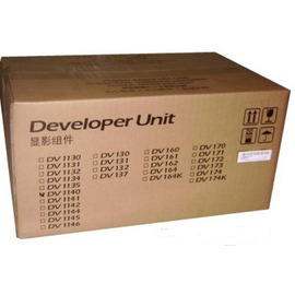 DV-1140E Developer Unit | 302MK93010 узел проявки Kyocera, 100 000 стр., черный