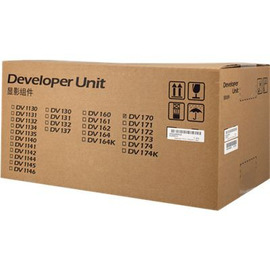 DV-170 Developer Unit   302LZ93010 узел проявки Kyocera, 100 000 стр., черный