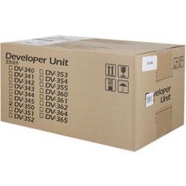 DV-350 Developer Unit   302LW93010 узел проявки Kyocera, 100 000 стр., черный