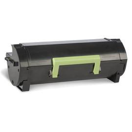 Lexmark 605H 60F5H00 / 60F5H0E оригинальный лазерный картридж ресурс печати - 10 000 страниц, черный