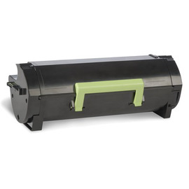 60F5H0E Black (Lexmark) тонер картридж - 10 000 стр, черный