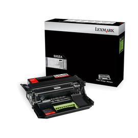 Lexmark 500ZA 50F0ZA0 оригинальный фотобарабан ресурс печати - 60 000 страниц, черный
