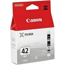 Уценка! CLI-42GY | 6390B001 (Canon) струйный картридж - 900 стр, серый