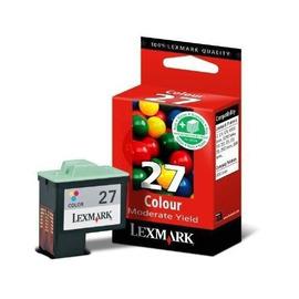 27 Color | 10N0227E струйный картридж Lexmark, 100 стр., цветной