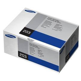MLT-D203S | SU909A (тонер Samsung) тонер картридж - 3 000 стр, черный