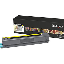C925H2YG Yellow лазерный картридж Lexmark, 7 500 стр., желтый