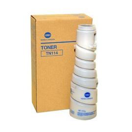 TN-114 Toner | 8937784 тонер картридж Konica Minolta, 2 * 11 000 стр., черный
