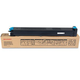 MX-23GTCA Toner Cyan тонер картридж Sharp, 10 000 стр., голубой