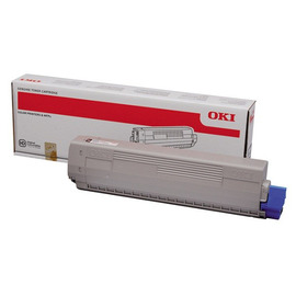 Oki 44844616 оригинальный лазерный картридж ресурс печати - 7 000 страниц, черный