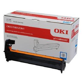 C831/C841/C822 Black Drum | 44844408 фотобарабан OKI, 30 000 стр., черный