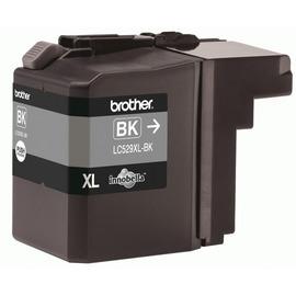 LC-529XLBK Black струйный картридж Brother, 2 400 стр., черный