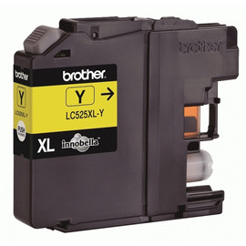 LC-525XLY (Brother) струйный картридж - 1 300 стр, желтый