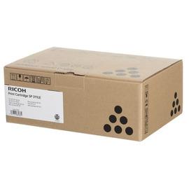 Ricoh SP 311LE оригинальный лазерный картридж ресурс печати - 2 000 страниц, черный