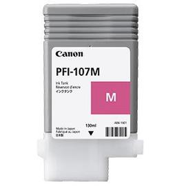 PFI-107M | 6707B001 струйный картридж Canon, 130 мл, пурпурный