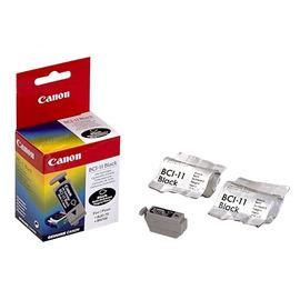 BCI-11Bk | 0957A002 (Canon) струйный картридж - 3 x 45 стр, черный