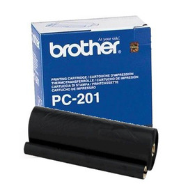 PC-201RF (Brother) факсовая плёнка - 420 стр, черный
