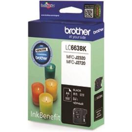 LC-663Bk (Brother) струйный картридж - 550 стр, черный