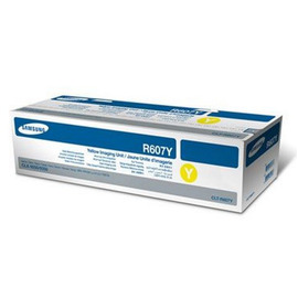 Samsung CLT-R607Y оригинальный фотобарабан ресурс печати - 75 000 страниц, желтый