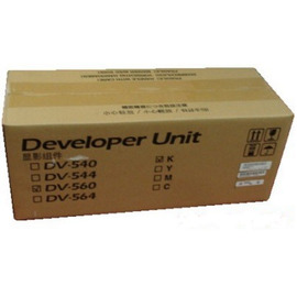 DV-560K Developer Unit   302HN93013 узел проявки Kyocera, 200 000 стр., черный
