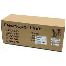 DV-560C Developer Unit   302HN93033 узел проявки Kyocera, 200 000 стр., голубой