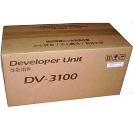 DV-3100 Developer Unit | 302LV93081 узел проявки Kyocera, 300 000 стр., черный