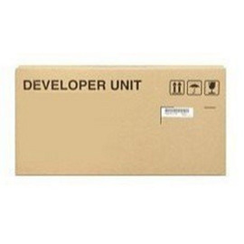 DV-855K Developer Unit   302H79317A узел проявки Kyocera, 300 000 стр., черный