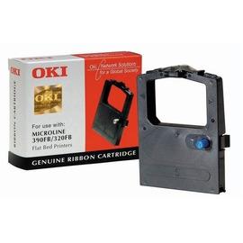 Oki 01109102/09002310 оригинальный матричный картридж ресурс печати - 2 000 000 знаков, черный
