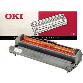 OKI 40709902 оригинальный фотобарабан ресурс печати - 12 000 страниц, черный