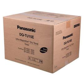 DQ-TU15E Black Toner тонер картридж Panasonic, 15 000 стр., черный