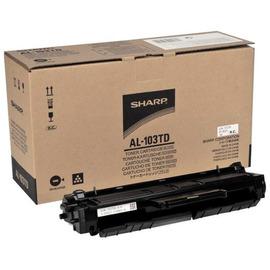 AL-103TD Toner Black тонер картридж Sharp, 2 000 стр., черный