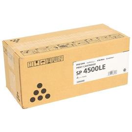 Ricoh SP 4500LE оригинальный лазерный картридж ресурс печати - 3 000 страниц, черный