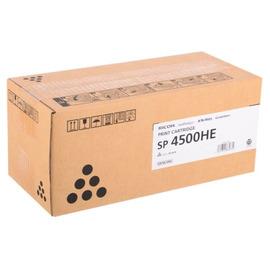 SP 4500HE | 407318 тонер картридж Ricoh, 12 000 стр., черный