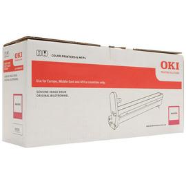 Oki 44844470 оригинальный фотобарабан ресурс печати - 30 000 страниц, пурпурный