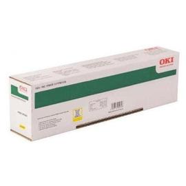 MC853/MC873 Yellow Toner | 45862849 тонер картридж OKI, 7 300 стр., желтый