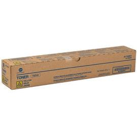 Konica Minolta A11G251 оригинальный лазерный картридж ресурс печати - 26 000 страниц, желтый