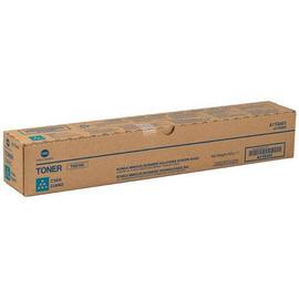Konica Minolta A11G451 оригинальный лазерный картридж ресурс печати - 26 000 страниц, голубой