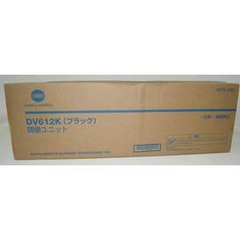 DV-612K Developer | A0TK03D тонер / девелопер Konica Minolta, 1 200 000 стр., черный