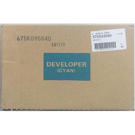 675K85040 Developer Cyan (Xerox) тонер / девелопер - 120 000 стр, голубой