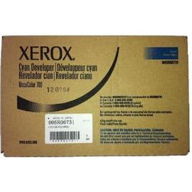 005R00731 Developer Cyan тонер / девелопер Xerox, 1 500 000 стр., голубой