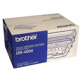 DR-4000 Drum фотобарабан Brother, 30 000 стр., черный