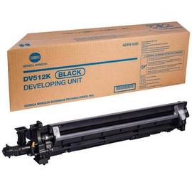 DV-512K Developer | A2XN03D тонер / девелопер Konica Minolta, 600 000 стр., черный