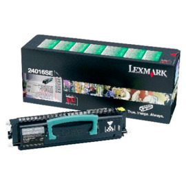 24016SE Black (Lexmark) лазерный картридж - 2 500 стр, черный