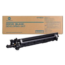 DV-312K Developer | A7Y003D (Konica Minolta) тонер / девелопер - 600 000 стр, черный
