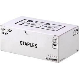 SK-602 Staple | 14YK (Konica Minolta) скрепки staple - 3 x 5 000 шт