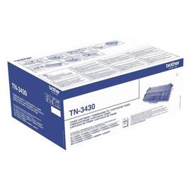 TN-3430 (картридж Brother) тонер картридж - 3 000 стр, черный