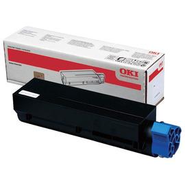 OKI 45807120/45807106 оригинальный лазерный картридж ресурс печати - 7 000 страниц, черный