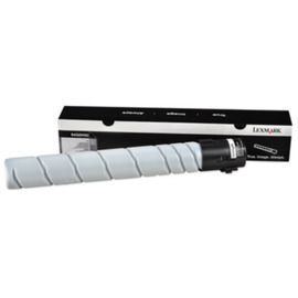 64G0H00 Black тонер картридж Lexmark, 32 500 стр., черный