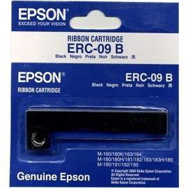 ERC-09B Black Ribbon | C43S015354 матричный картридж Epson, 3,5М знаков, черный