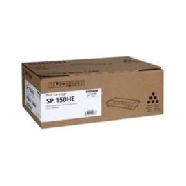 Ricoh SP150LE оригинальный лазерный картридж ресурс печати - 700 страниц, черный